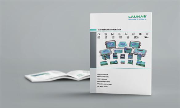 Electrónica de pesaje - catálogo resumido