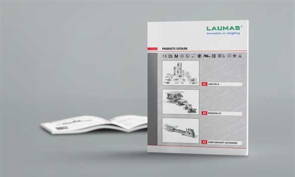Capteurs de pesage et kits de montage
