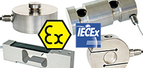 ATEX: Load cells and Mounting kits