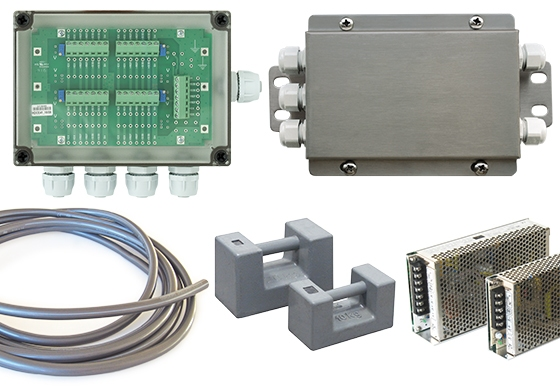 Load cells, Weight Indicators and Transmitters, Weighing Systems ...