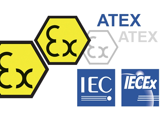 ATEX-IECEx - Products for  explosive atmospheres