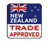 """New Zealand Certificate of Approval"" CERTIFICATION"