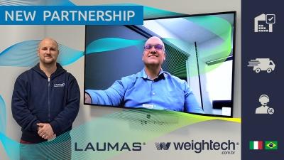 Partnership LAUMAS-Weightech para o Brasil