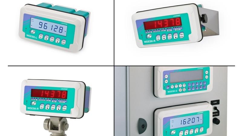 Indicatori di peso WDESK L/R