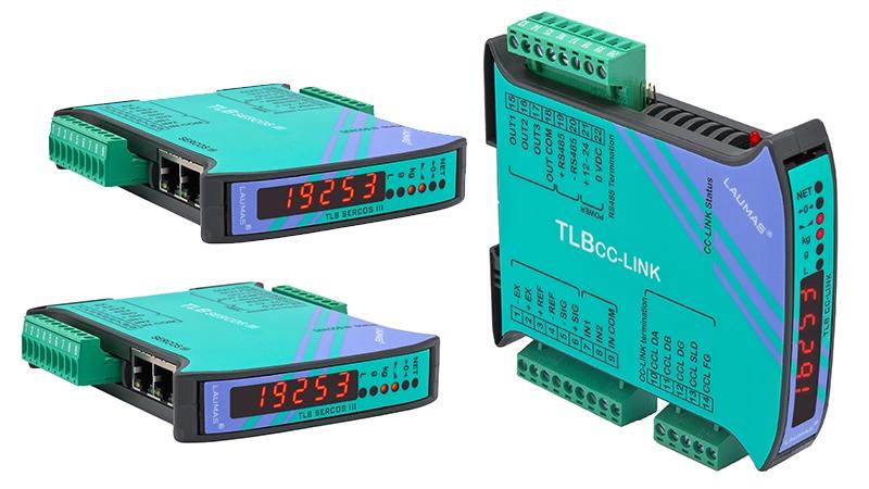 TLB CC-Link - Powerlink - EtherCAT - Sercos III