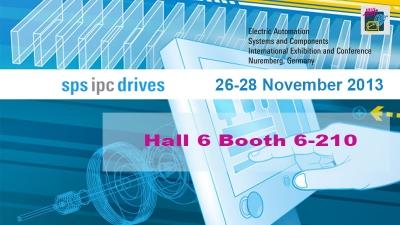SPS/IPC/DRIVES GERMANY 2013