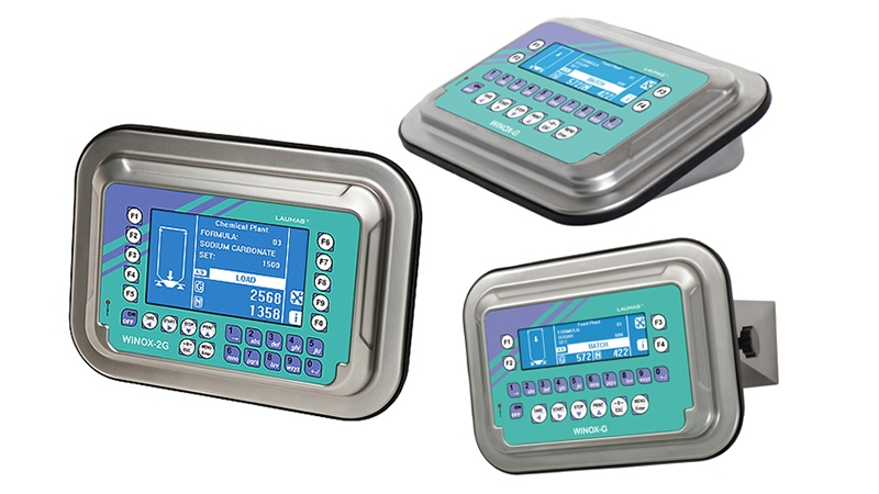 Weight Indicators with Graphic display  WINOX G/2G