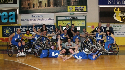 LAUMAS Gioco Parma gets serie A (the major League)