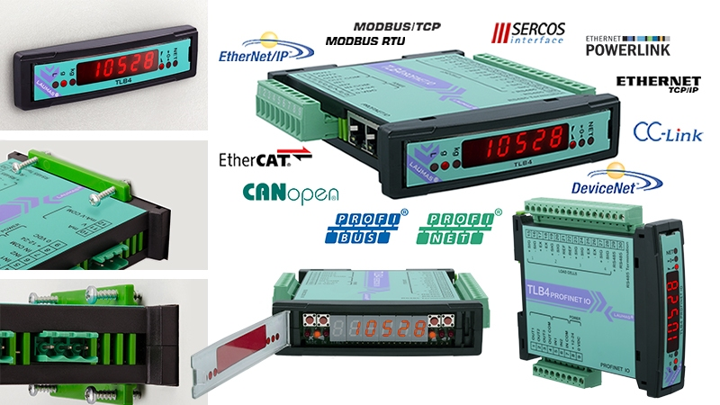 TLB4 Multi-channel Weight Transmitters