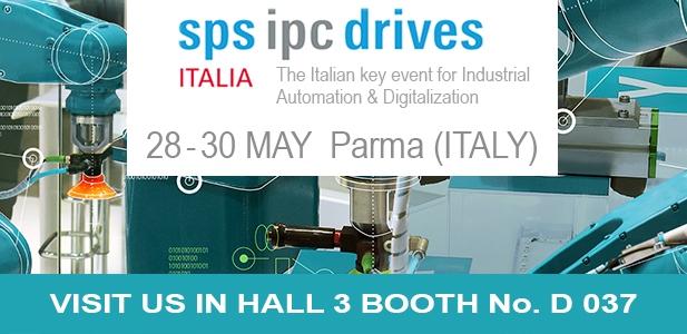 SPS/IPC/DRIVES ITALY 2019