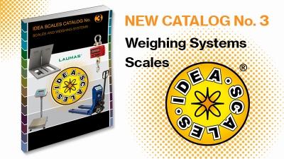 ONLINE il nuovo Catalogo IDEA SCALES n.3