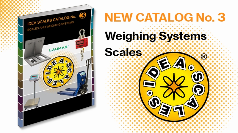 Brand-new IDEA SCALES Catalog n.3 online