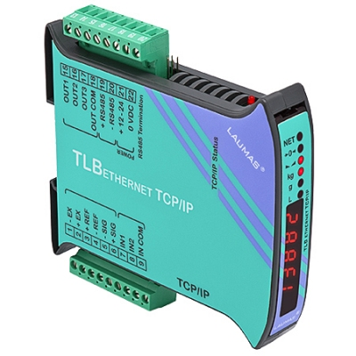 TLB ETHERNET TCP/IP - Scheda prodotto