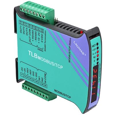 TLB  MODBUS/TCP - Scheda prodotto
