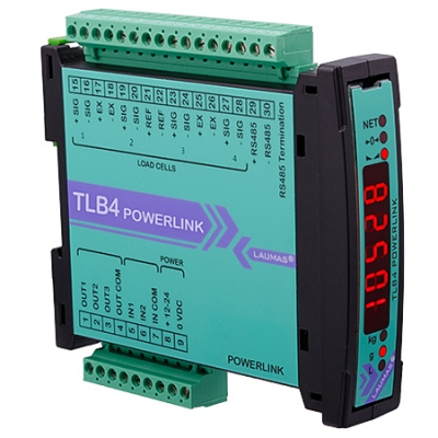 TLB4 POWERLINK - Scheda prodotto