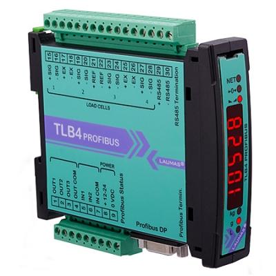 TLB4 PROFIBUS - Scheda prodotto