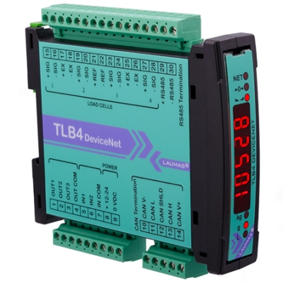 TLB4 DEVICENET - Scheda prodotto
