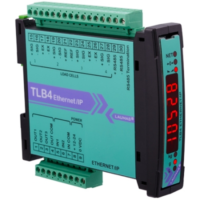 TLB4 ETHERNET/IP - Scheda prodotto