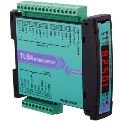 TLB4  MODBUS/TCP - Scheda prodotto