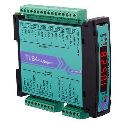 TLB4 CANOPEN - Scheda prodotto