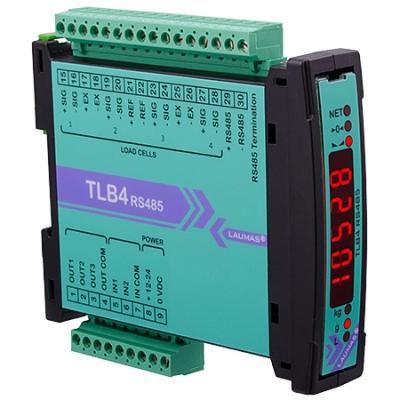 TLB4 RS485 - Scheda prodotto